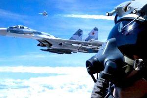 Cú giao Su-35 thần tốc cho Indonesia