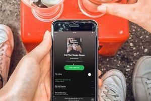 Ứng dụng nghe nhạc Spotify đang miễn phí 1 tháng gói Premium tại Việt Nam