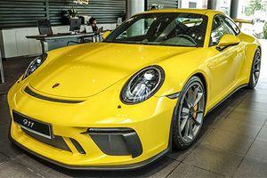Siêu xe Porsche 911 GT3 giá hơn 11 tỷ về Việt Nam