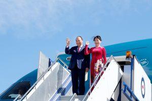 Thủ tướng Nguyễn Xuân Phúc bắt đầu chuyến thăm chính thức Australia