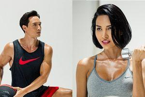 Kim Lý từ chối cởi áo chụp ảnh với siêu mẫu nóng bỏng vì lý do 'đã có bạn gái'