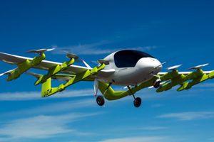 New Zealand thử nghiệm taxi bay không người lái