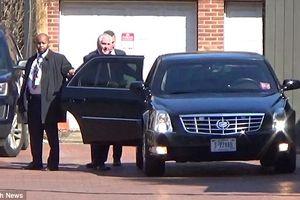 Phản ứng của Ngoại trưởng Tillerson khi biết mình bị sa thải qua mạng