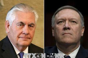 Tổng thống Mỹ thay nhân sự để siết chặt chính sách ngoại giao