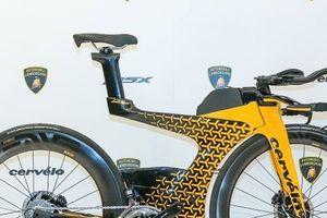 Lamborghini Cervélo P5X: Độc phẩm 'thai nghén' của những thương hiệu đình đám