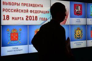 Nhóm dân tộc cực đoan Ukraine âm mưu phá hoại bầu cử Tổng thống Nga