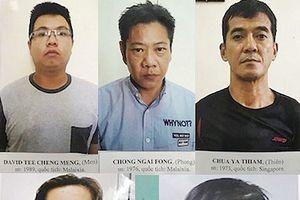 Triệt xóa băng tội phạm công nghệ cao rút trộm tiền qua tài khoản ATM