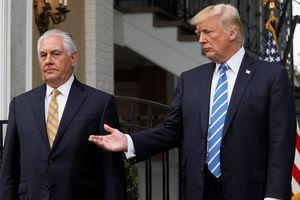 Cựu Ngoại trưởng Tillerson ra đi, Trung Quốc 'hết cửa' mặc cả với Mỹ?