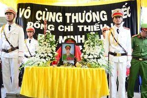 Lời cảm ơn của gia đình Thiếu úy Bùi Minh Quý