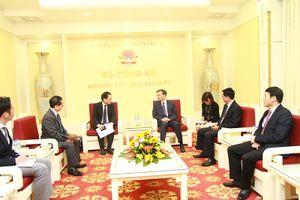 Thắt chặt hơn nữa quan hệ hợp tác Việt Nam – Nhật Bản