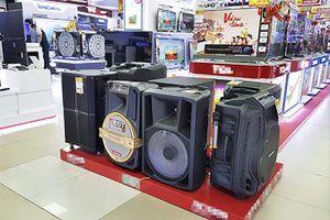 Karaoke di động đại náo phố phường