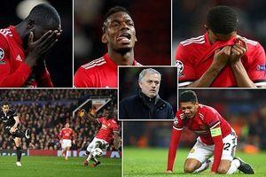 Man Utd bị loại, Roma lội dòng thành công