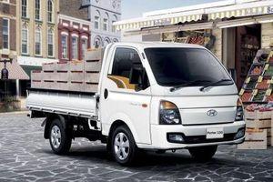 Hyundai ra mắt xe tải nhẹ New Porter 150 nhiều tiện nghi như xe du lịch
