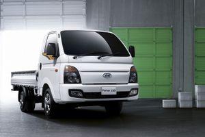 Hyundai Thành Công giới thiệu xe tải đầu tiên, giá hơn 400 triệu