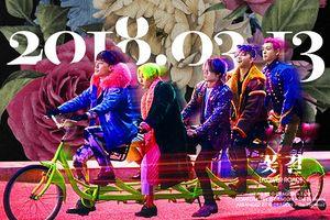 Flower Road cùng lời nhắn từ BigBang: 'Tôi nhất định gặp lại em, vào ngày những bông hoa nở rộ'