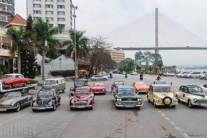 Hành trình hội ngộ những trái tim yêu xe cổ Việt-Anh
