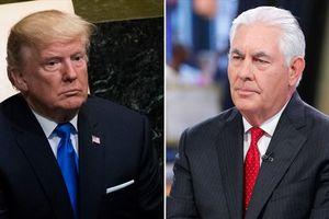 Ông Donald Trump công bố nguyên do bất ngờ thay Ngoại trưởng
