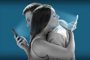 Càng gắn với smartphone, não càng lười vận động