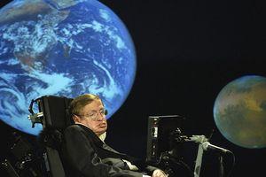 Thiên tài Stephen Hawking trút hơi thở cuối cùng ở tuổi 76