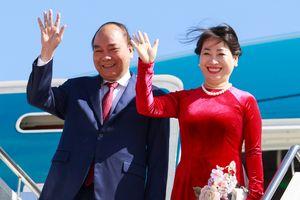 Thủ tướng tới Canberra, chính thức thăm Australia