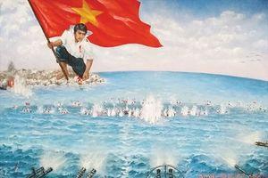 'Biển gọi' kỷ niệm trận chiến Gạc Ma