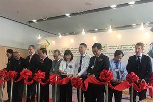 Hơn 100 gian hàng tham gia HortEx Vietnam 2018