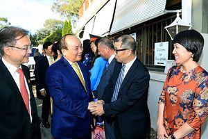 Kiều bào tại Australia vui mừng về thông điệp của Thủ tướng