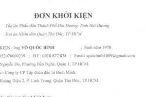 Ông Võ Quốc Bình, người kiện Ford Việt Nam 'móc túi' người tiêu dùng là ai?