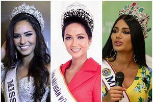 Miss Universe 2018 dù chưa tổ chức, các đối thủ nặng ký đã bắt đầu bấm nút theo dõi H'Hen Niê