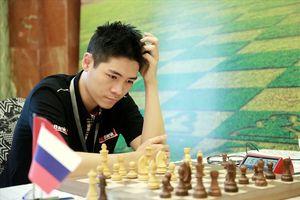Kỳ thủ Lê Tuấn Minh vẫn còn cơ hội đăng quang ở giải HDBank 2018