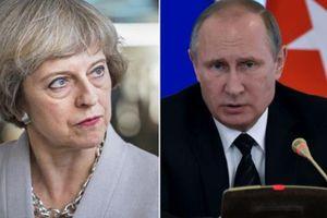 Anh trục xuất 23 nhà ngoại giao Nga sau vụ cựu điệp viên bị tấn công