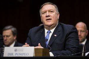 Thượng viện Mỹ chốt thời điểm điều trần phê chuẩn Ngoại trưởng đề cử Pompeo