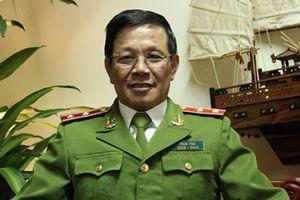 Công an tỉnh Phú Thọ làm việc với Trung tướng Phan Văn Vĩnh