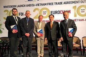 Châu Âu ra sách trắng về thương mại và đầu tư ở Việt Nam
