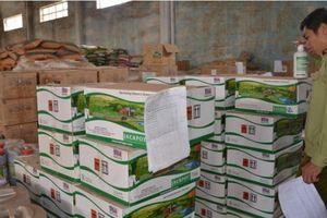 Bộ Tư pháp: Công ty Thuận Phong có dấu hiệu sản xuất phân bón giả