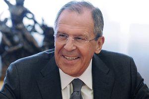 Ngoại trưởng Nga sắp sang thăm Việt Nam, bàn một loạt vấn đề