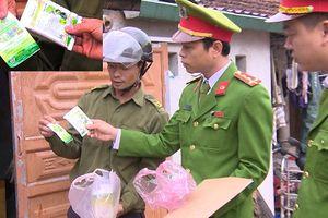 Ruộng ớt chết cháy hàng loạt ở Thanh Hóa: Nghi nông dân phun nhầm thuốc diệt cỏ