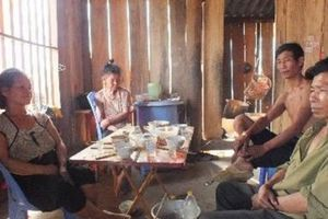 Li kì tộc người uống rượu nhiều nhất Việt Nam
