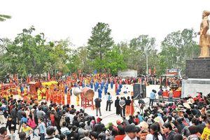 Lễ hội Yên Thế tưởng nhớ vị anh hùng Hoàng Hoa Thám