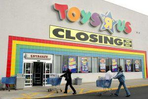 Hãng đồ chơi Toys 'R' Us sẽ đóng cửa tất cả các cửa hàng ở Mỹ