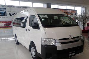 Toyota nhận giấy chứng nhận kiểu loại, xe nhập sẽ về ồ ạt?