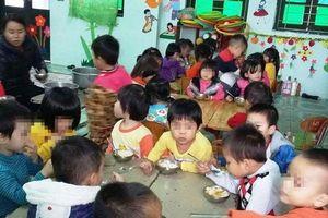 Hà Tĩnh: Cô nuôi trẻ trường Mầm non Thụ Lộc 5 tháng chưa có lương