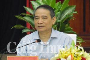 Đà Nẵng- Ưu tiên triển khai dự án cảng Liên Chiểu