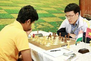 Kỳ thủ Lê Quang Liêm lỡ bước, Lê Tuấn Minh trước cơ hội đăng quang