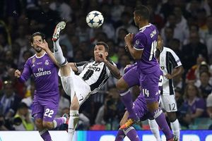 Tứ kết Champions League: Real đụng Juventus, 'nội chiến Anh'