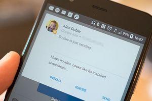 16 tuổi tạo ứng dụng đưa iMessage lên Android