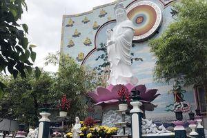 Đảm bảo mỹ quan, an toàn PCCC tại các đền chùa