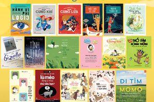 Hơn 4.000 đầu sách dành cho thiếu nhi và giới trẻ tại Hội Sách TP Hồ Chí Minh