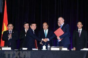 Thủ tướng: 'Đây là thời cơ vàng cho các doanh nghiệp Việt Nam - Australia'