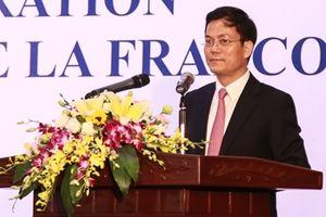 Kỷ niệm ngày Quốc tế Pháp ngữ tại Hà Nội